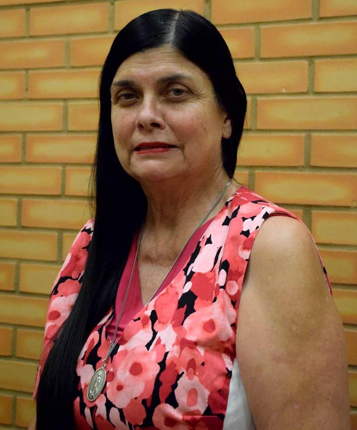 Donna Pierite, Indigenous Symposium