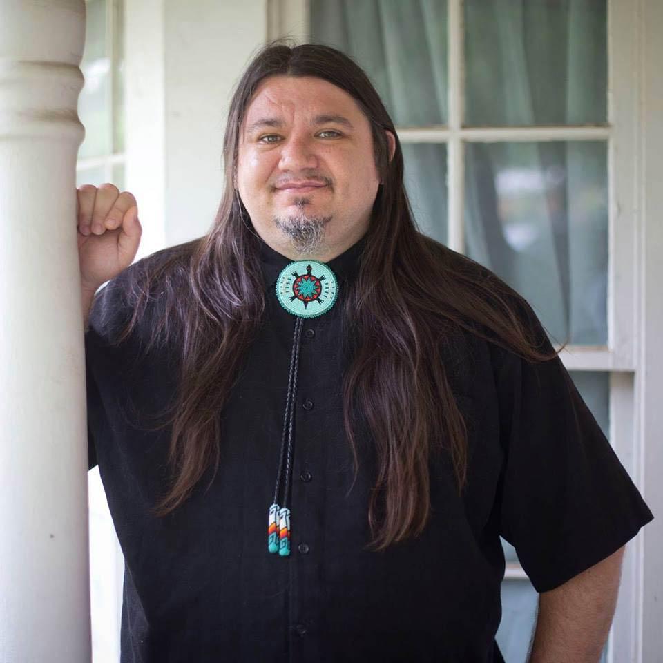 Robert Caldwell, Indigenous Symposium Tulane University