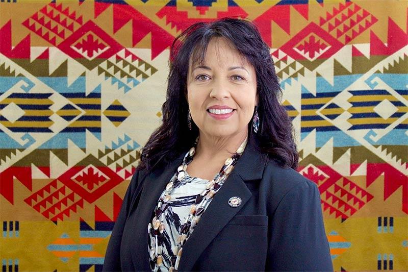 Lora Ann Chaisson, Indigenous Symposium Tulane University