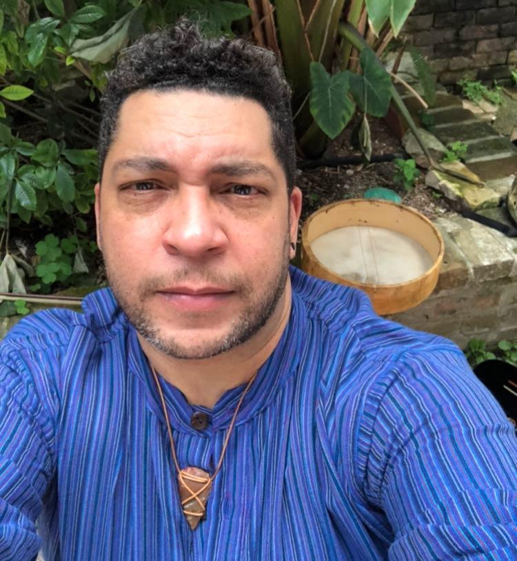 Joseph Darensbourg, Indigenous Symposium