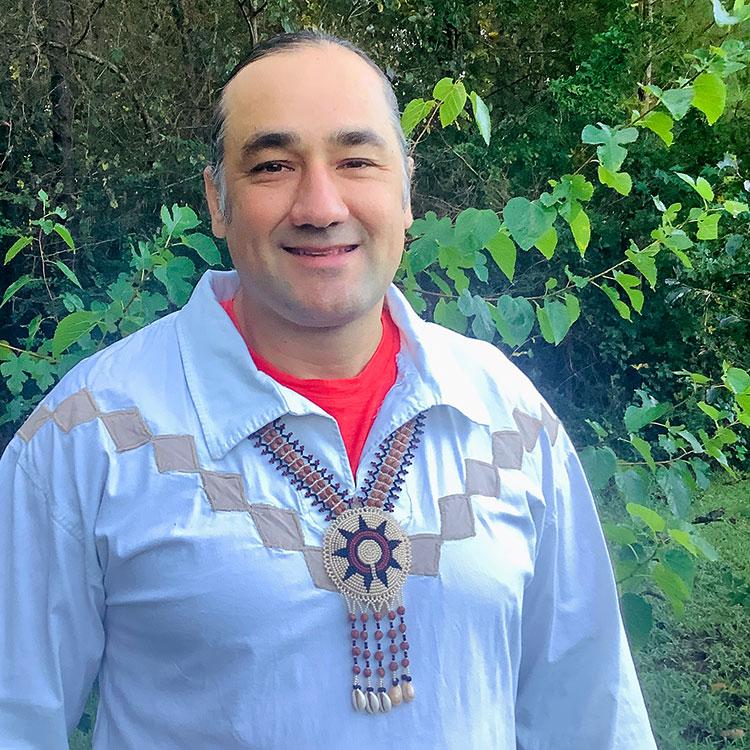 Jason Lewis, Mississippi Band of Choctaw Indians, NOCGS Indigenous Symposium